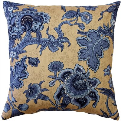 Delmont Linen Throw Pillow