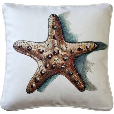 Altamont Star Fish Throw Pillow