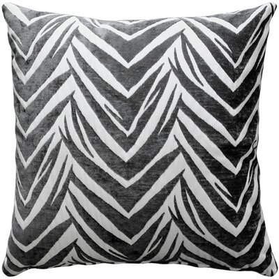 Higgins Throw Pillow Color: Gray