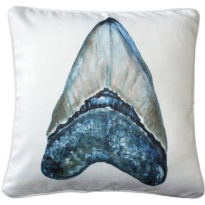 Altamont Sharks Tooth Throw Pillow