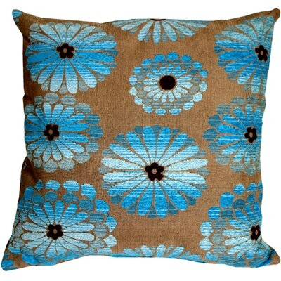 Portage Floral Throw Pillow