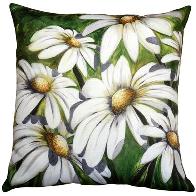 Dumbarton Daisy Indoor/Outdoor Throw Pillow