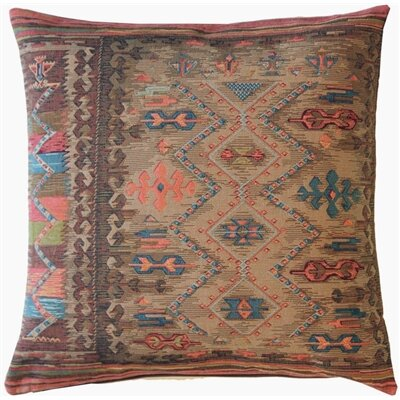 Kilim Hearth Throw Pillow