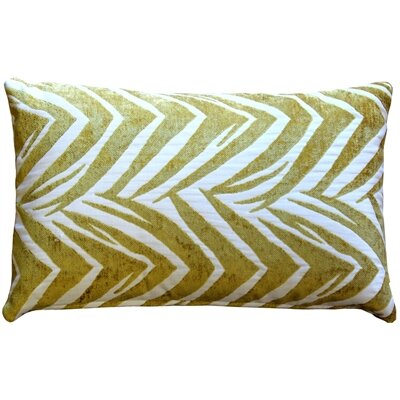 Higgins Lumbar Pillow Color: Yellow