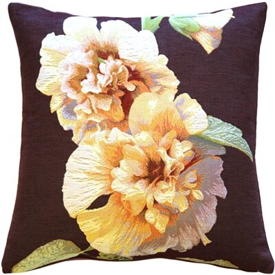 Pawling Twin Blossoms Throw Pillow