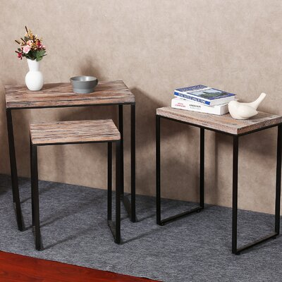 Shonnard 3 Piece Nesting Tables
