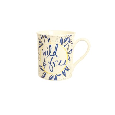 Patina Vie Wild and Free Mug