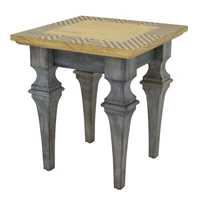 Rue Montmartre End Table