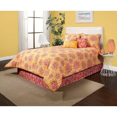 Girasol Reversible Comforter Set Size: Twin