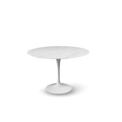 Round Dining Table Size: 28.25 H x 35.5 W x 35.5 D