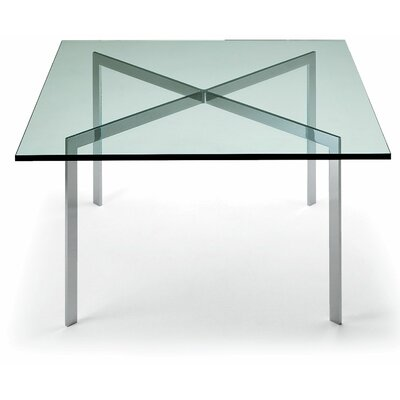 Pavilion Coffee Table Size: 18.25 H x 40 W x 40 D