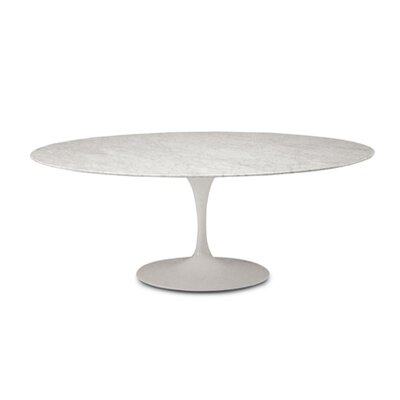 Round Dining Table Size: 28.25 H x 54 W x 54 D