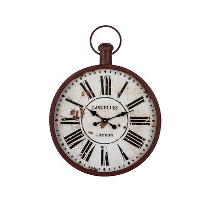 Pocket Watch Metal Wall Clock AGGR7558 40572020