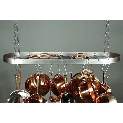 HSM Low Profile Oval Hanging Pot Rack at Sears.com