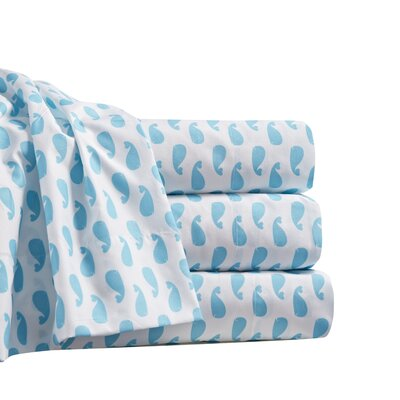 Moby Sheet Set Size: California King