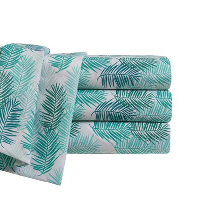 Tropics Sheet Set Size: California King