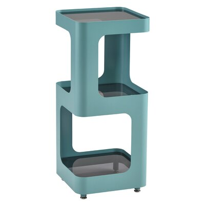 Uptown End Table Color: Ocean