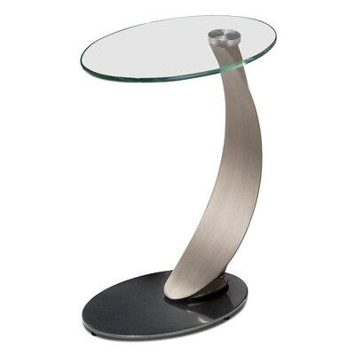 Scoop End Table