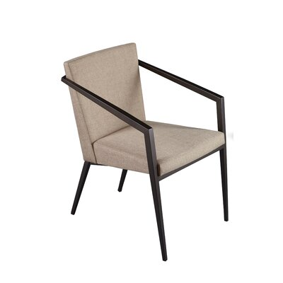 Soho Upholstered Dining Chair Upholstery: Sand