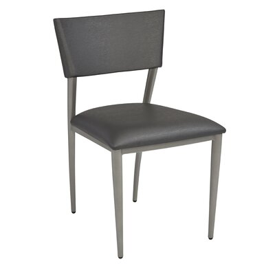 Bella Side Chair Upholstery: Lead