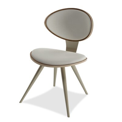 Vera Side Chair Upholstery: Cream