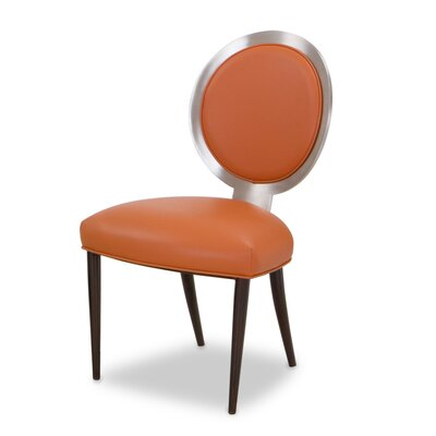 Contessa Side Chair Upholstery: Arencio