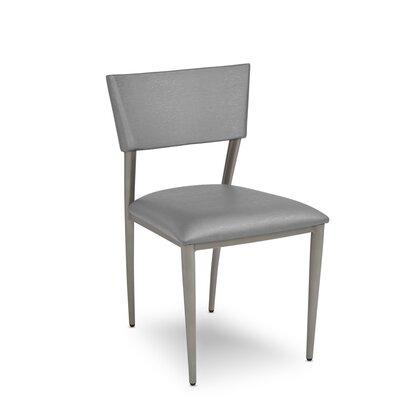 Bella Upholstered Dining Chair Upholstery: Granite