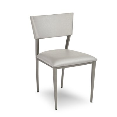 Bella Upholstered Dining Chair Upholstery: Glacier