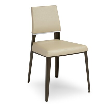 Vivian Bistro Upholstered Dining Chair Upholstery Color: Ramie