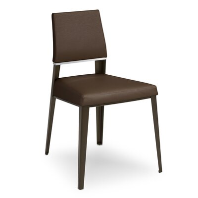 Vivian Bistro Upholstered Dining Chair Upholstery Color: Branch