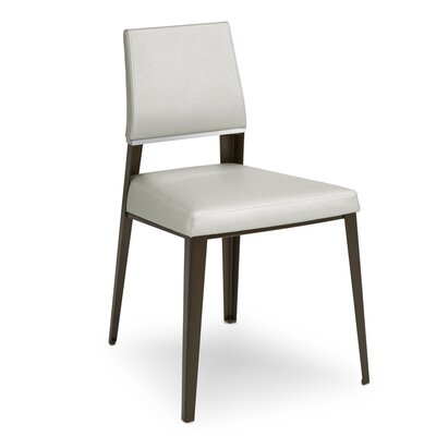 Vivian Bistro Upholstered Dining Chair Upholstery Color: Glacier
