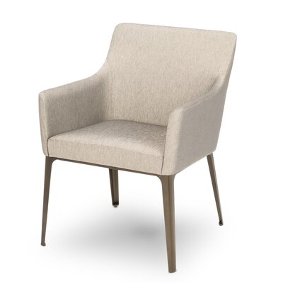 Dunbar Upholstered Dining Chair Upholstery Color: Scone