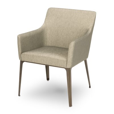 Dunbar Upholstered Dining Chair Upholstery Color: Zinc