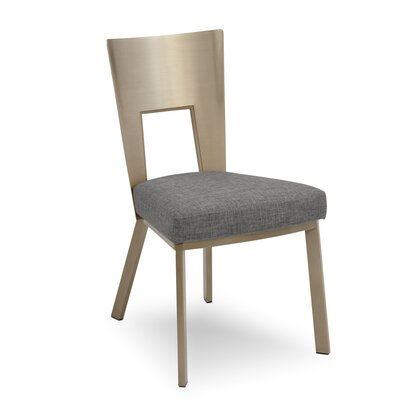 Regal Bistro Genuine Upholstered Dining Chair Upholstery: Star