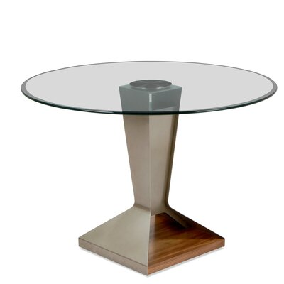 Beacon Dining Table Size: 29.8 H x 42 W x 42 D
