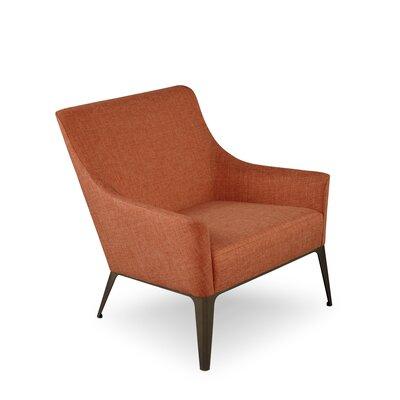 Dunbar Armchair Upholstery: Paprika