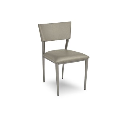 Bella Upholstered Dining Chair Upholstery: Raimee