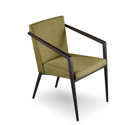 Soho Upholstered Dining Chair Upholstery: Bamboo