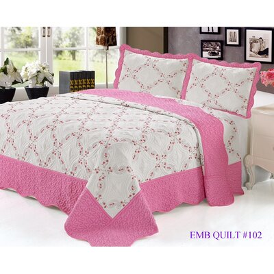 Quilt Set Size: Queen
