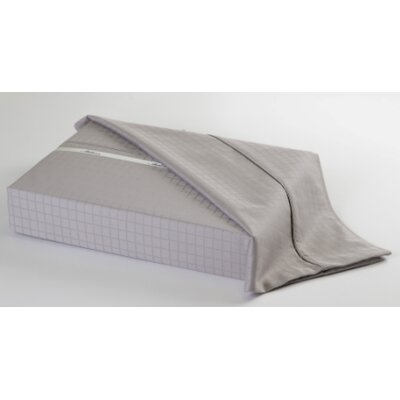 Ellie 300 Thread Count Sheet Set Color: Dove Gray, Size: Queen