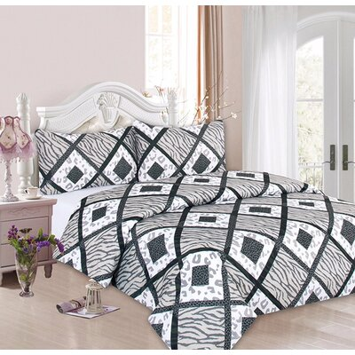 Rademacher 4 Piece Sheet Set Size: Queen