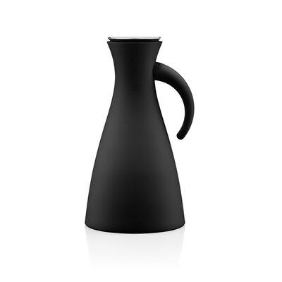 4 Cup Vacuum Jug Color: Matt Black 502801