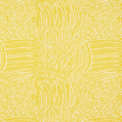 Good Vibration Featherfest Fabric Upholstery: Citron
