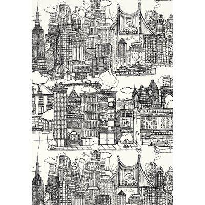 Exuberant Prints New York Fabric