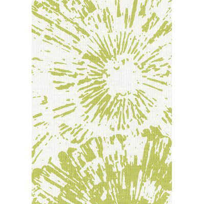Good Vibrations Fireworks Fabric Upholstery: Spring
