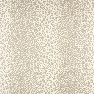 Iconic Leopard Fabric Upholstery: Linen