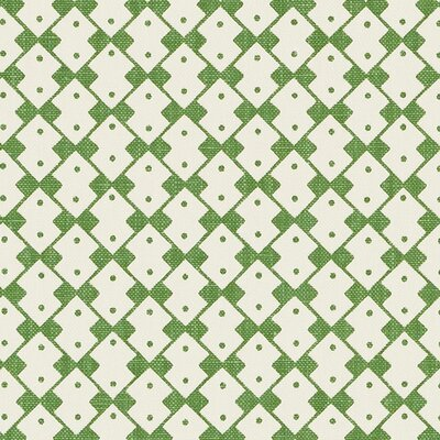 David Oliver Domino Fabric Upholstery: Chelsea Green
