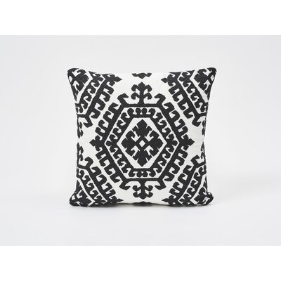 Omar Embroidery Throw Pillow