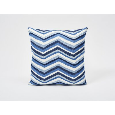 Shasta Embroidery Throw Pillow