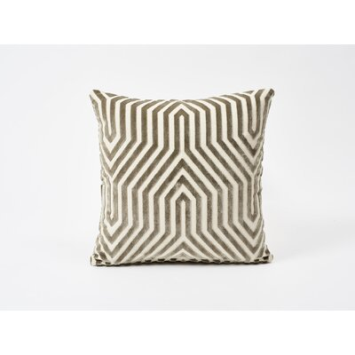 Vanderbilt Velvet Throw Pillow